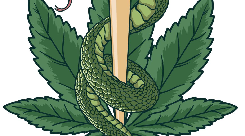 Invloed van marihuana op ataxie